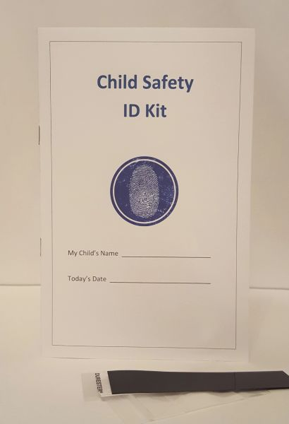 Child Safety ID Kit (100-500 Kits)