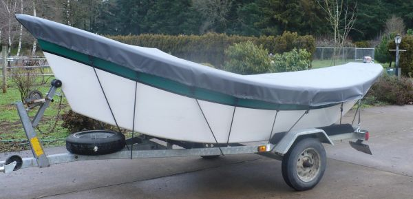 Custom Made In Oregon Clackacraft Clacka Ffb Sd Drift Boat