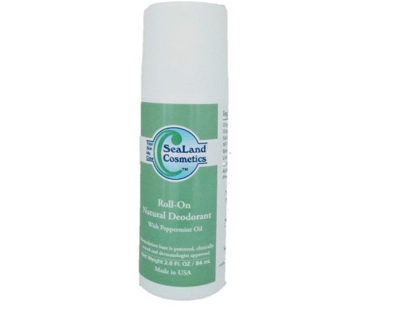 Peppermint Deodorant