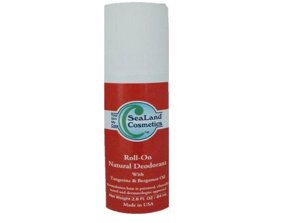 Bergamot & Tangerine Deodorant