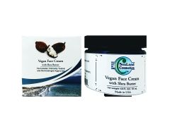 Vegan Face Cream with Shea Butter