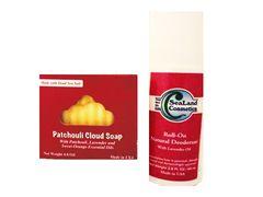 Patchouli Soap & Lavender Deodorant Deal