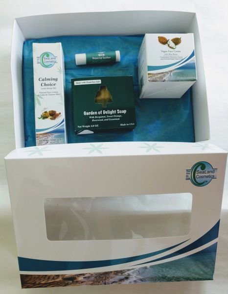 Elegant Gift for Healthy- Look Face with Hemp Seeds Oil