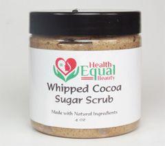 Whipped Cocoa Sugar Scrub 4oz