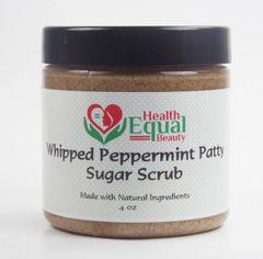 Whipped Peppermint Patty Sugar Scrub 4 oz