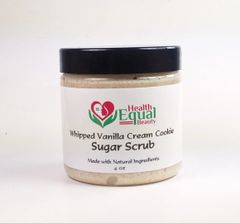 Whipped Vanilla Cream Cookie Sugar Scrub 4 oz