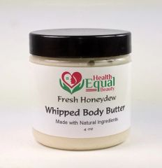 Fresh Honeydew scented body butter 4 oz
