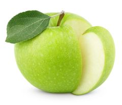 Juicy Green Apple 6 Pack of All Natural Lip Balm