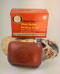 Dead Sea Mud Shea Butter Soap 5oz
