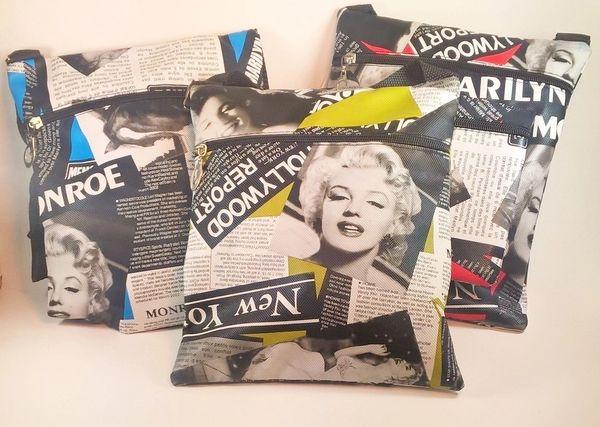 Marilyn Monroe Shoulder Handbag
