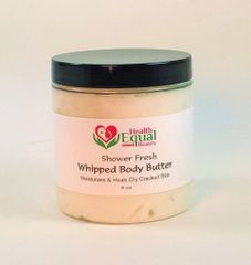 Shower Fresh scented body butter 8 oz