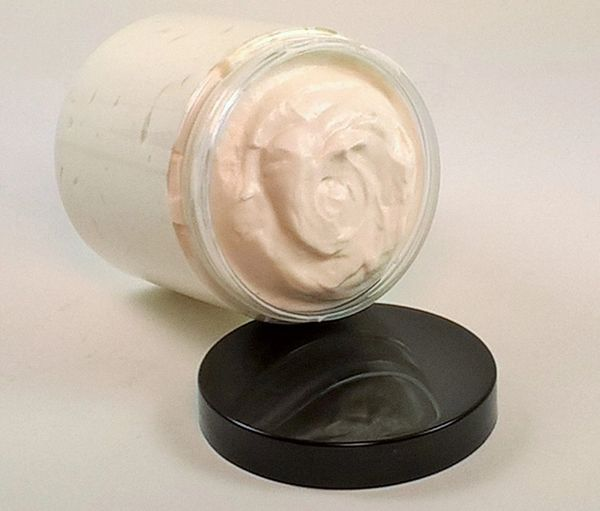 Unscented whipped body butter 8 oz