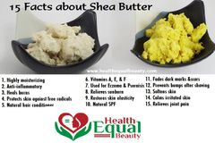 1lb Package Pure Unrefined African Shea Butter