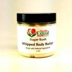Sugar Rush body butter 4 oz