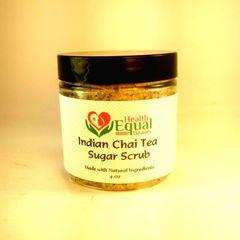 Indian Chai Tea Sugar Scrub
