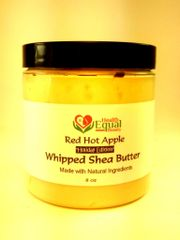 Red Hot Apple Whippd Shea Butter (Limited Holiday Edition)