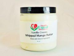 Whipped Mango Butter Vanilla Cream