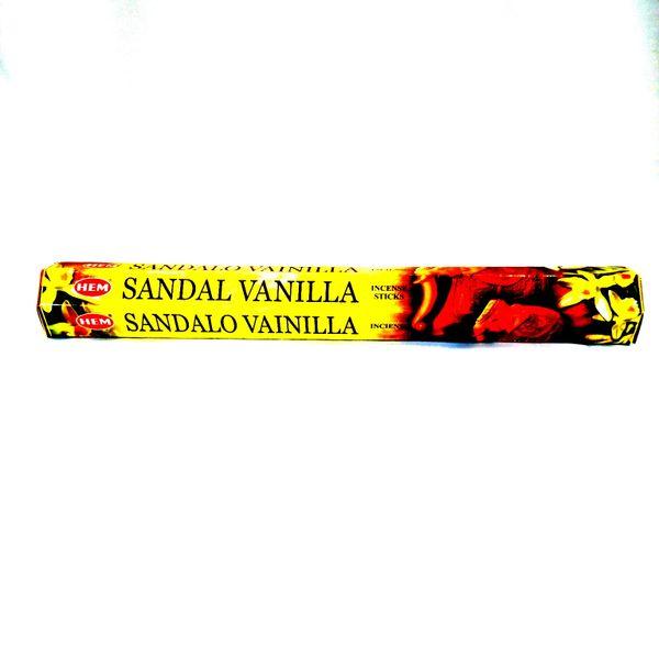 Hem Sandal Vanilla Incense Sticks pk of 20