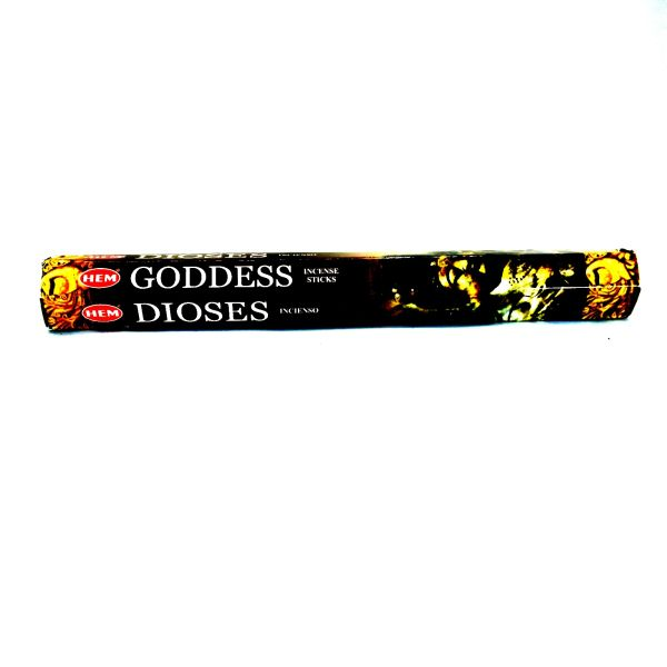 Hem Goddess Incense Sticks pk of 20