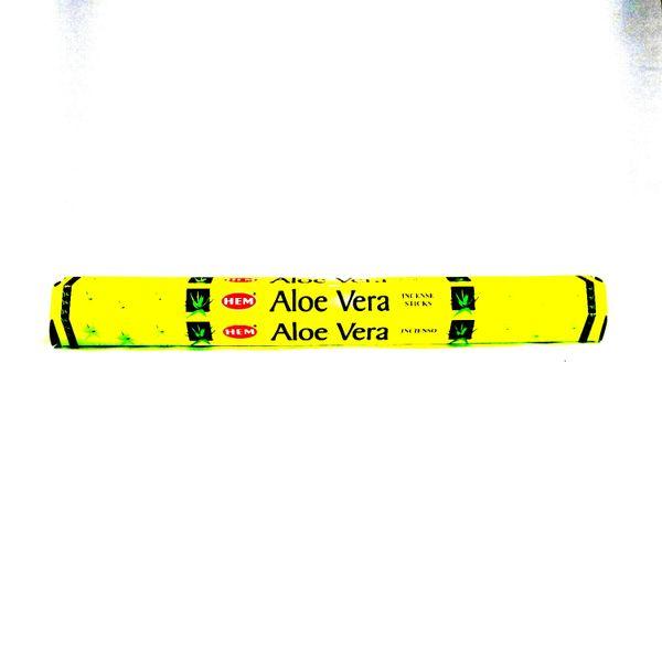 Hem Aloe Vera Incense Sticks pk of 20