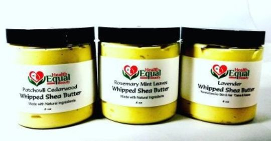 Whipped Shea Butter 8 oz jar