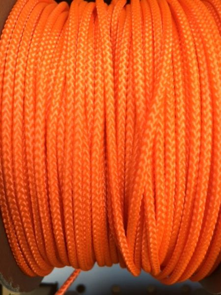 TOP / SIDE WALL STRING (ORANGE) 1 Yard