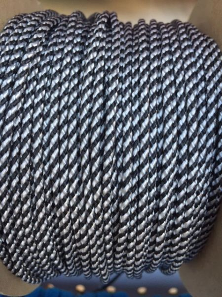 TOP / SIDE WALL STRING (ZEBRA) 1 Yard