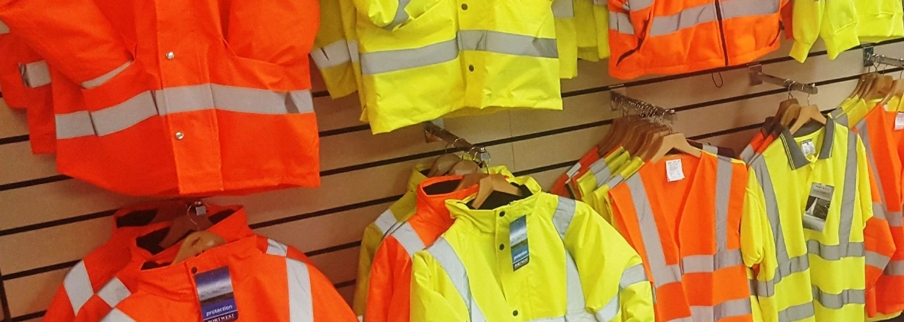 Hi-Vis in Alnwick in stock now