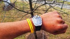 The Hubris Company Wristband
