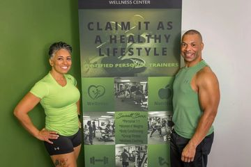 SweattBoxx Wellness Center Couples Fitness Workshops in Indianapolis.Trainers Training Certified