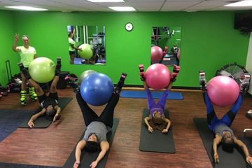 SweattBoxx Wellness Center Body Sculpt Fitness Classes in Indianapolis Kangoo Bounce Health