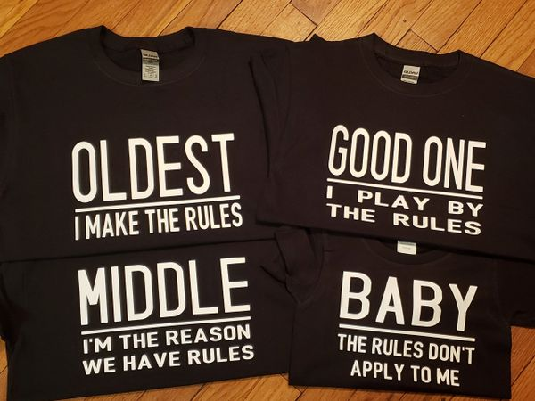 Sibling Shirt Set