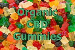 Organic CBD Gummies