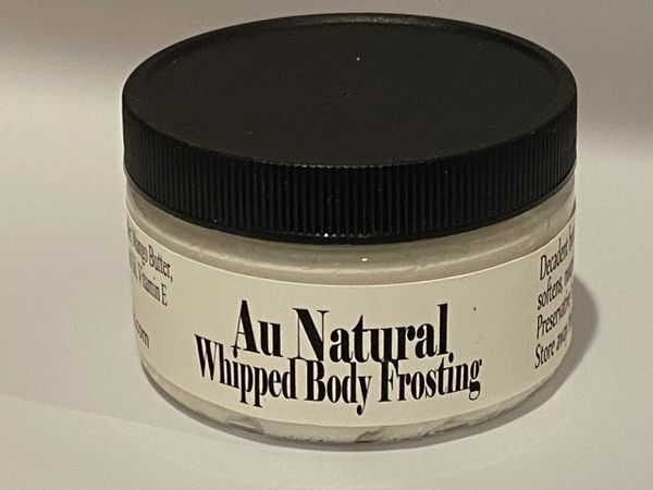 Whipped Body Frosting