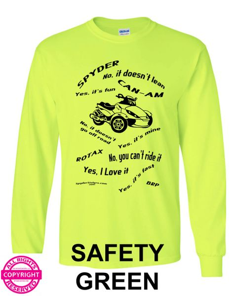 Can Am Spyder - MY RYDING SHIRT - Long Sleeve Shirts