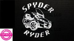 Can Am Spyder Vehicle Decal Sticker - Spyder Ryder