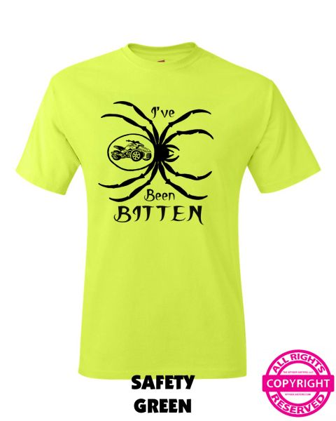 Can Am Spyder - I've been bitten - short sleeve