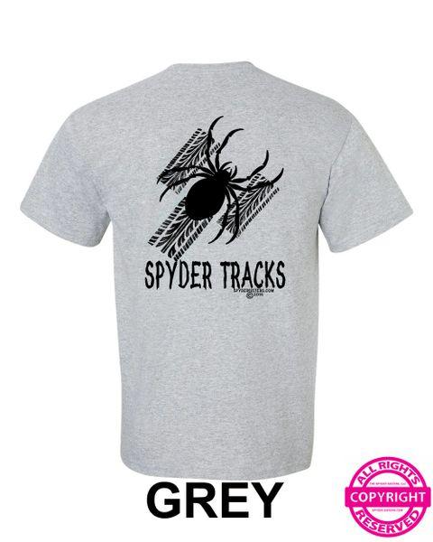 Can Am Spyder - Spyder Tracks - short sleeve