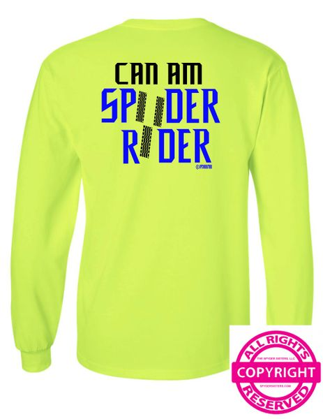 Can Am Spyder -Spyder Ryder- Long Sleeve & Fleece
