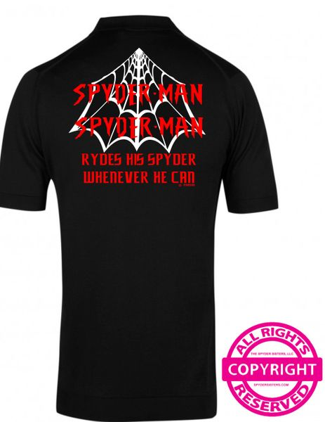 Can Am Spyder - Spyder-Man - Short Sleeve
