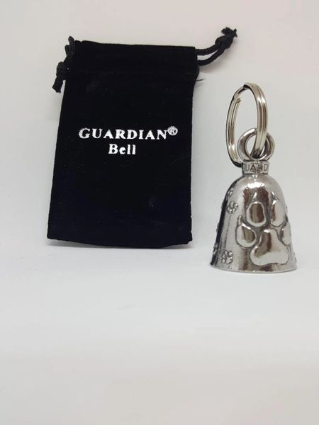 Dog Paw Guardian Bell