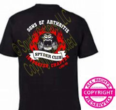 Can Am Spyder - Sons of Arthritis - Ibuprofen Chapter - Short Sleeve