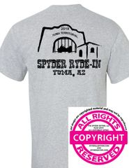 Spyder Ryde-In Yuma Event Shirt - Short Sleeve