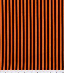 Can Am Spyder Sun Shade - Black and Orange Stripe
