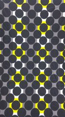 Can Am Spyder Sun Shade - Black, Yellow & White