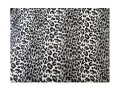 Can Am Spyder Sun Shade - Black & Tan Cheetah Print