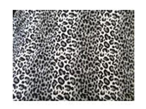 Can Am Spyder/Ryker Sun Shade - Black & Tan Cheetah Print