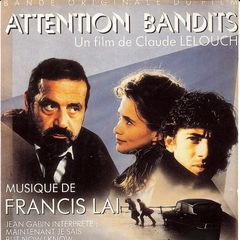 Attention Bandis, music by Francis Lai