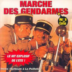 Marche des Gendarmes, music by Raymond Lefèvre, Play-Time FGL PRODUCTIONS