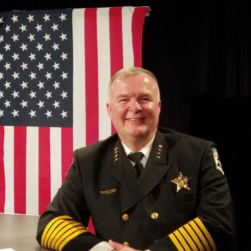 Irwin Carmichael is the 44th Sheriff of Mecklenburg county, N.C. & a 9th Degree Black belt.